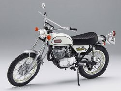Revell - Germany 1:12 Yamaha 250 DT 1 , DUE 11/30/2019, LIST PRICE $71.79