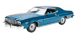 Revell - Germany 1/25 1976 Ford Gran Torino Skill 4, LIST PRICE $24.95