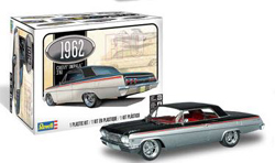 Revell - Germany 1/25 1962 Chevy Impala Hardtop 3'N'1 , DUE 6/30/2020, LIST PRICE $26.95