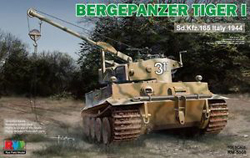 Ryefield Models Tiger I BergerpanZer 1:35, LIST PRICE $62.99