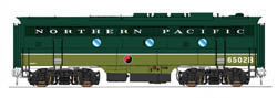 Intermountain HO EMD F3B NP Lowey #6553B, LIST PRICE $109.95