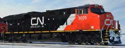 Intermountain HO CN EF-644t #3023, DUE 10/1/2017, LIST PRICE $199.95