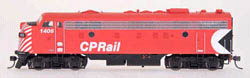 Intermountain HO FP9A wo/Snd CP Rail, LIST PRICE $129.95