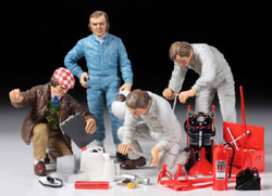 Tamiya 1/12 Motosports Team Set, LIST PRICE $54