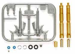 Tamiya DUCATI 1199 FRONT FORK 1:12, LIST PRICE $39