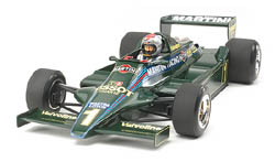 Tamiya 1/20 Lotus Type 1979 Martini Grand Prix, LIST PRICE $95
