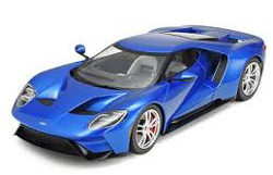 Tamiya 1/24 Ford GT, Blue/Finished Model, DUE TBA, LIST PRICE $250