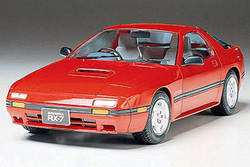 Tamiya 1/24 Mazda RX-7 GT-Limited, LIST PRICE $35