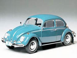 Tamiya '66 VW BEETLE 1300 1:24 , LIST PRICE $30