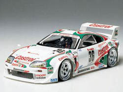 Tamiya CASTROL TOYOTA TOM'S SUPR 1:24, LIST PRICE $33