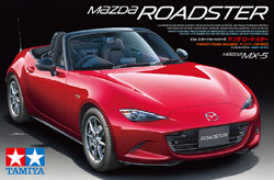 Tamiya 1:24 Mazda MX-5, LIST PRICE $49