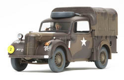 Tamiya 1/35 British Lt Utility Car 10HP, LIST PRICE $38