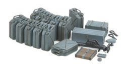 Tamiya 1/35 German Jerry Can Set (Early Type), LIST PRICE $7.5