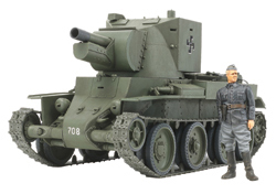 Tamiya 1/35 Finniah Army Assault Gun BT-42, LIST PRICE $75