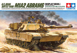 Tamiya 1/16 U.S. Main Battle Tank M1A2 Abrams, LIST PRICE $668
