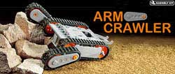 Tamiya ARM CRAWLER, LIST PRICE $38