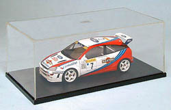 Tamiya DISPLAY CASE , LIST PRICE $25