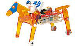 Tamiya MECHANICAL RACEHORSE Finished , LIST PRICE $31