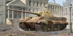 Trumpeter 1/35 German E-50 Panther Tank, LIST PRICE $42.95
