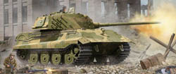 Trumpeter 1/35 German E-75 Panther Tank, LIST PRICE $42.95