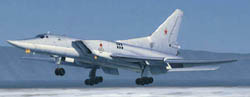 Trumpeter 1/72 Tu-22M3 Backfire C Bomber, LIST PRICE $119.95