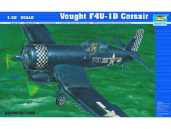 Trumpeter 1/32 Vought F4UID Corsair, LIST PRICE $79.95