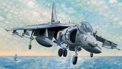 Trumpeter 1/32 AV8B Harrier Attacker, LIST PRICE $154.95