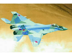 Trumpeter 1/32 Mig29M Fulcrum Fighter, LIST PRICE $139.95