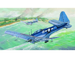 Trumpeter 1/32 USNSBD-5/A-24B Dauntless, LIST PRICE $142.57