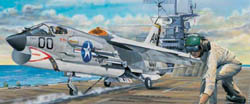 Trumpeter 1/32 F-8E Crusader USN Fighter, LIST PRICE $125.95