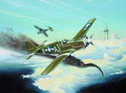 Trumpeter 1/32 P-51B Mustang Fighter, LIST PRICE $89.95