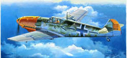 Trumpeter 1/32 Messerschmitt Bf 109E-4 German Fighter, LIST PRICE $53.95