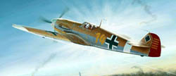 Trumpeter 1/32 Mess Bf-109F4/Trop German Fighter, LIST PRICE $56.95