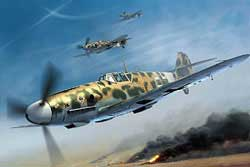 Trumpeter 1/32 Messerschmitt Bf 109G-2/Trop German FighterNV, LIST PRICE $56.95