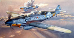 Trumpeter 1/32 Mess Bf109G-6 German Fighter, Early Version, LIST PRICE $53.95