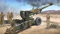Trumpeter 1/35 M198 155mm Howitzer, LIST PRICE $43.95