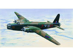Trumpeter 1/48 British Wellington MK.111, LIST PRICE $124.95