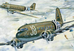 Trumpeter 1/48 C-47A Skytrain Transport, LIST PRICE $131.95