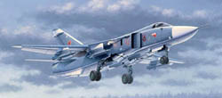 Trumpeter 1/48 Sukhoi Su-24M FencerD Russian Attack Aircraft, LIST PRICE $131.95