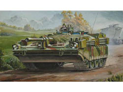 Trumpeter SWEDISH S TANK STRV 103C 1:35 , LIST PRICE $24.95