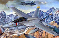 Trumpeter 1/32 F/A-18F Super Hornet Fighter, LIST PRICE $209.95