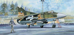 Trumpeter 1/32 Mig-23MF Flogger-B Fighter, LIST PRICE $159.95