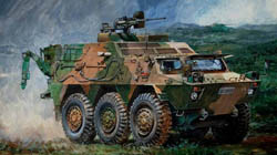 Trumpeter 1/35 JGSDF NBC DetectionVehicle, LIST PRICE $24.95