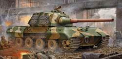 Trumpeter 1/35 German E-1000 Sumper Heavy Tank, LIST PRICE $64.95