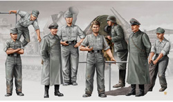 "Trumpeter 1/35 GermaNKarl"" Figure (8), LIST PRICE $18.95"