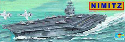 Trumpeter 1/500 USS Nimitz CVN68 Carrier, LIST PRICE $57.95