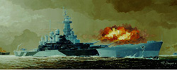 Trumpeter 1/350 USS North Carolina, LIST PRICE $117.95