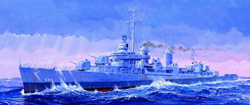 Trumpeter 1/350 USS The Sullivans DD-537, LIST PRICE $32.95