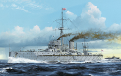 Trumpeter 1/350 HMS Dreadnought WWI BB 1907, LIST PRICE $72.95