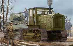Trumpeter Russian Chtz S-65 Tractor 1:35, LIST PRICE $46.95